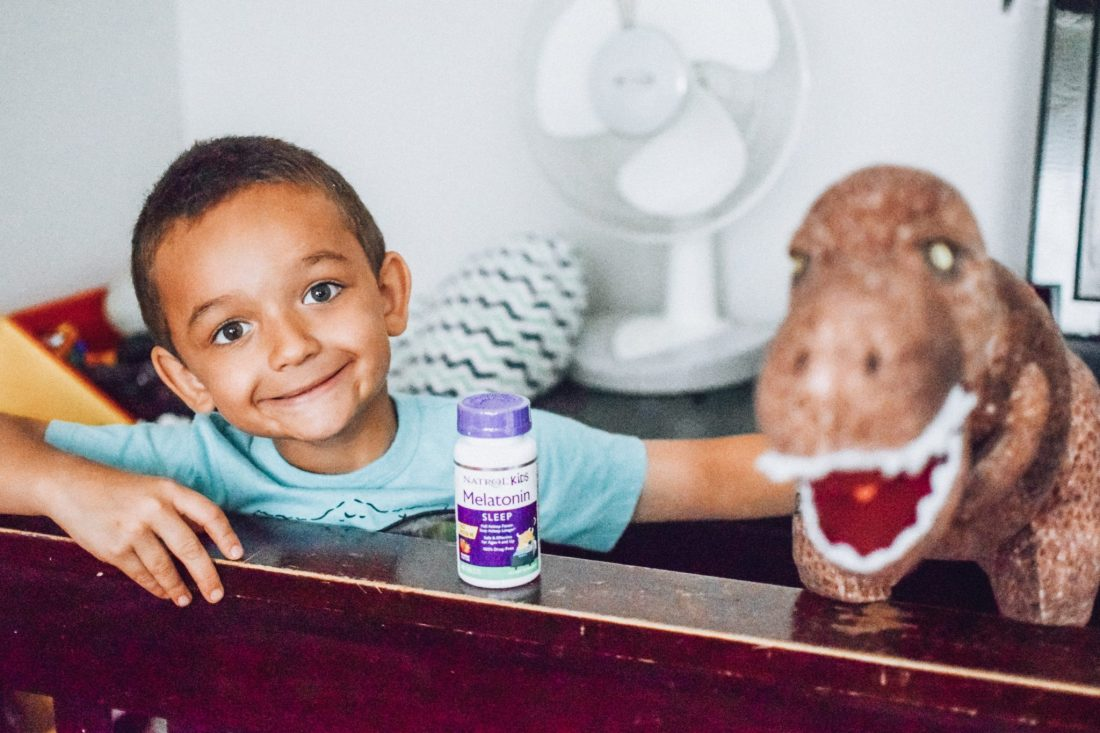 Wake up refreshed with Natrol Melatonin for kids