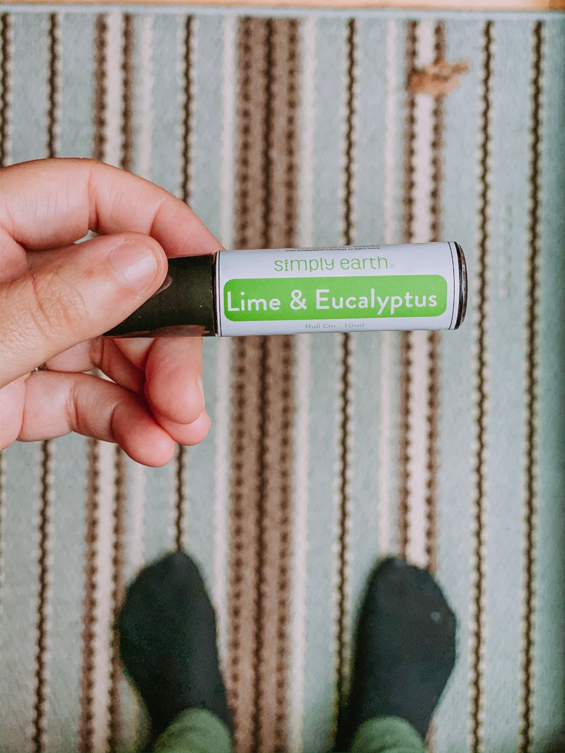 Lime & Eucalyptus Blend Recipe