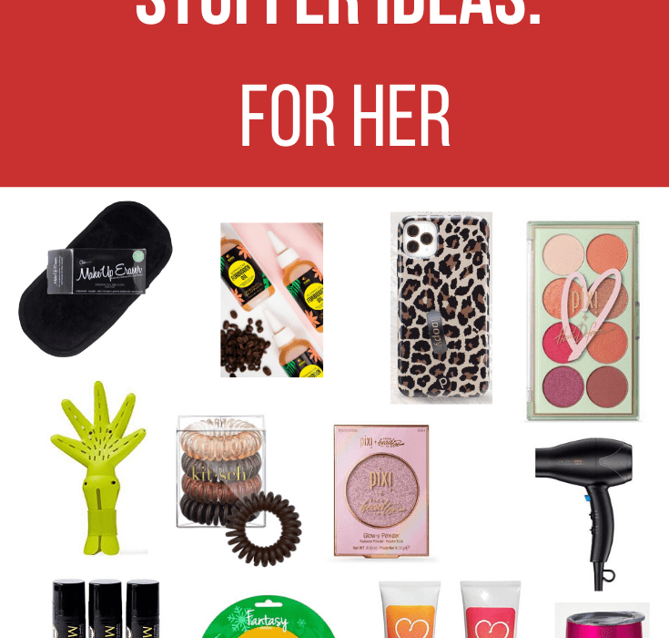 Stocking Stuffers For Her Under $25 I Own