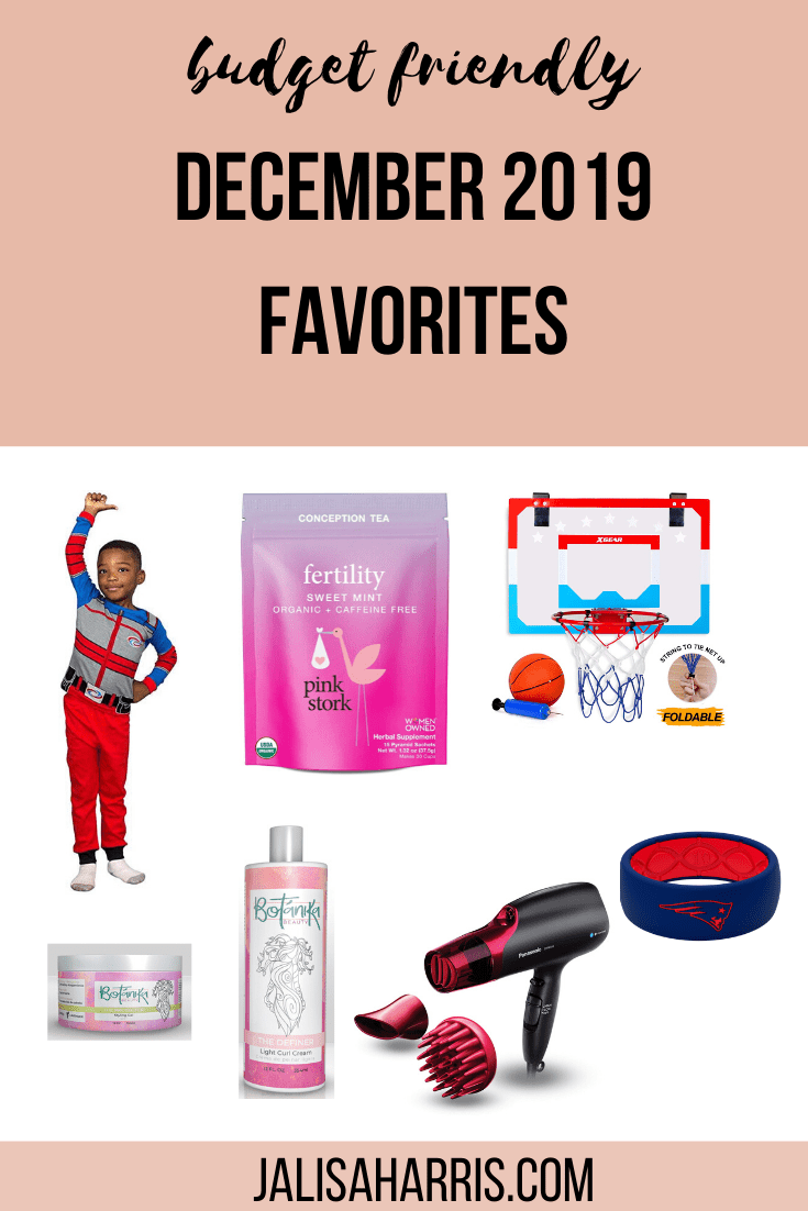 Budget Friendly December 2019 Favorites