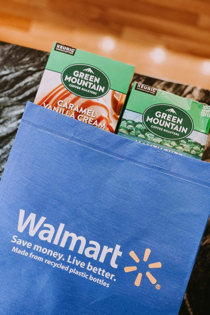 How to share the goodness of coffee for youth sports when shopping at Walmart