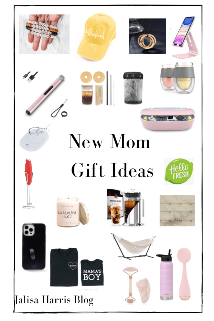 Last Minute Mother's Day Gifts Ideas For New Moms
