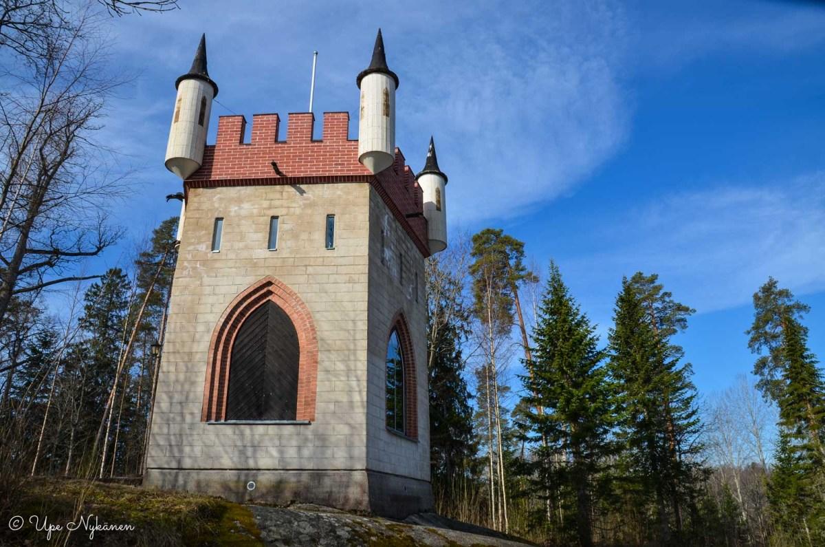 Mustion linnan Uusi Temppeli