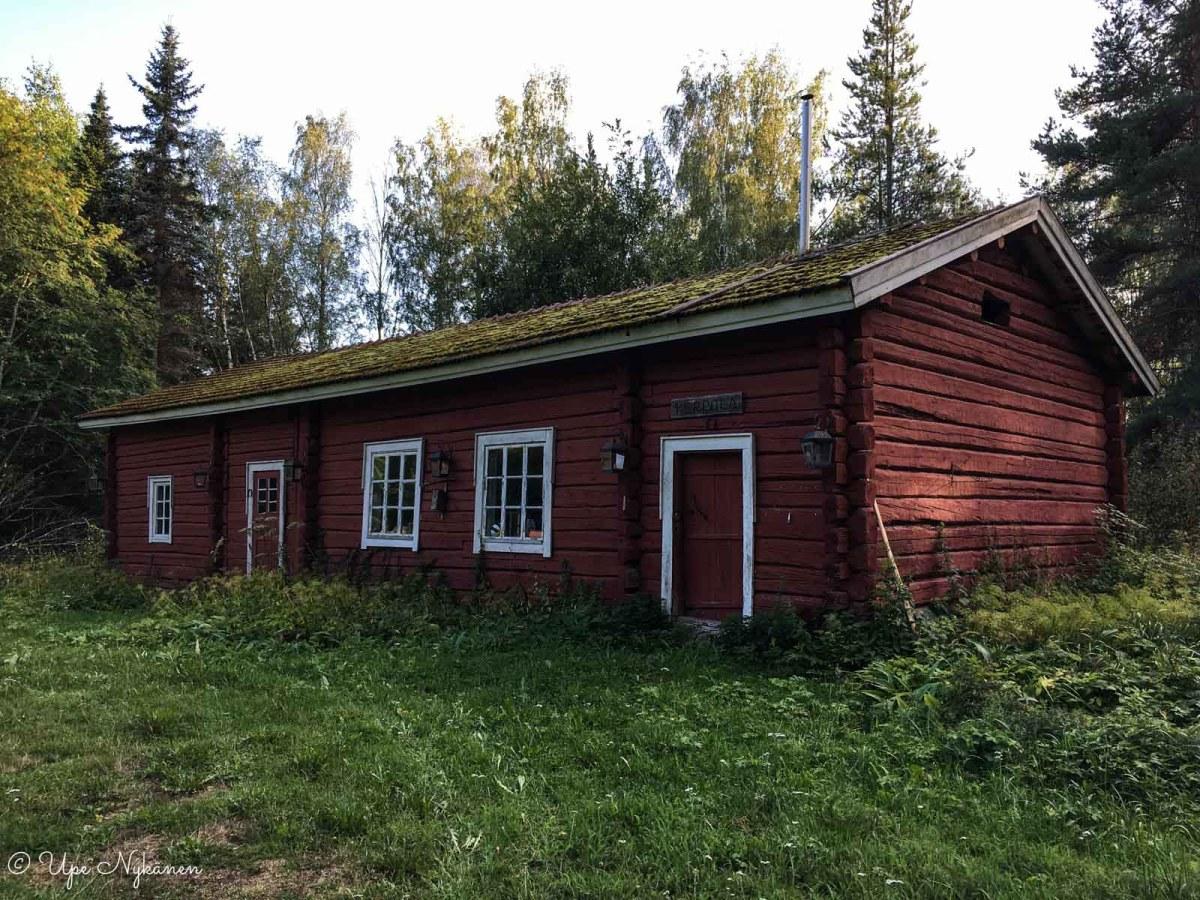 Kerpolan päärakennus, Jämsä