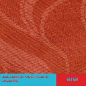 Jaluzele verticale LEAVES cod 9112