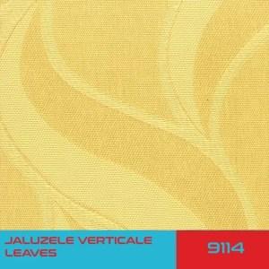 Jaluzele verticale LEAVES cod 9114