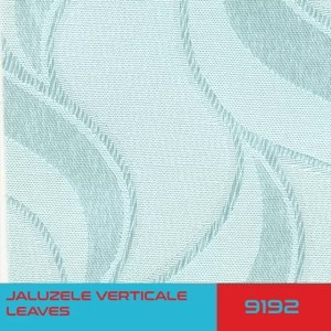 Jaluzele verticale LEAVES cod 9192