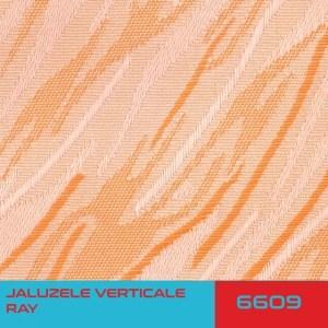 Jaluzele verticale RAY cod 6609