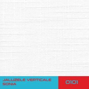 Jaluzele verticale SONIA cod 0101