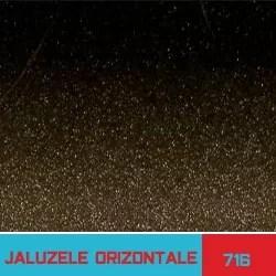 Jaluzele orizontale crom - Jaluzele Bucuresti