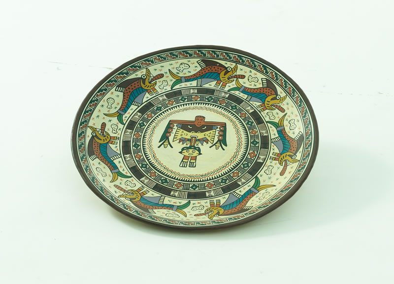 ceramica peruana-vasija
