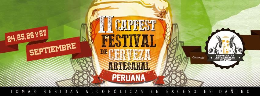 CAPFEST 2015, uno de los festivales más grandes de cerveza artesanal del país