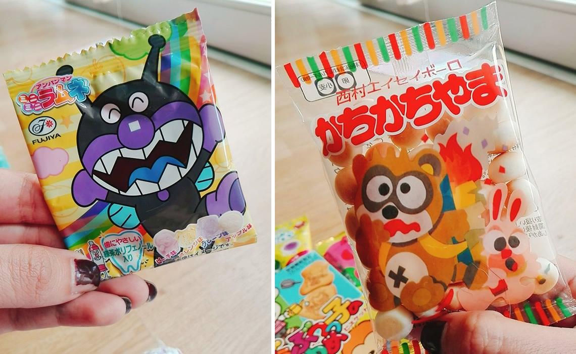 Morí de felicidad cuando los de Japan Candy Box me contactaron para hacer un 'review' de su cajita de suscripción mensual que trae una selección de snacks japoneses.