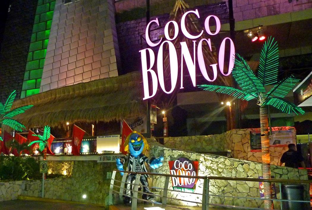 Cancún: Coco Bongo, la mejor discoteca de latinoamérica