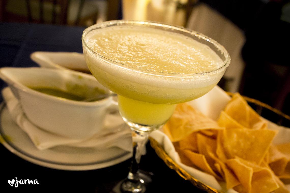 La mejor Margarita que he tomado!