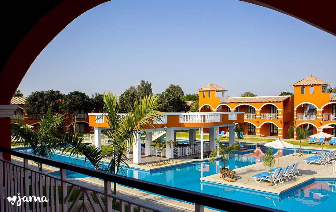 ICA: Mis días en el Hotel Hacienda SAN JUAN