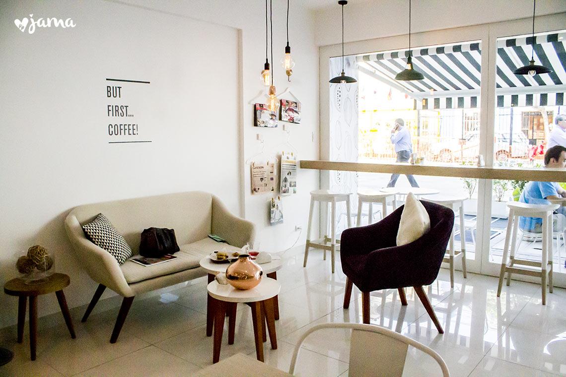 Miraflores: Visitando Café et Chocolat