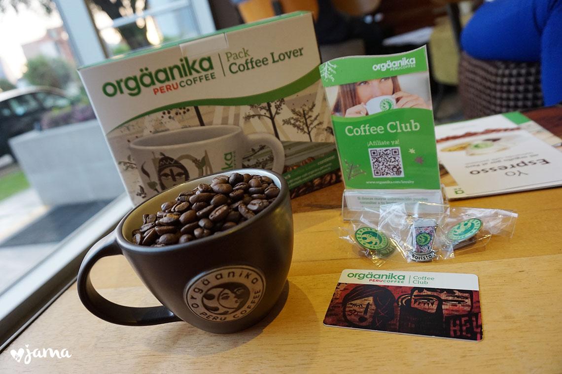 Orgäanika Perú Coffee, la primera cadena de café orgánico peruano