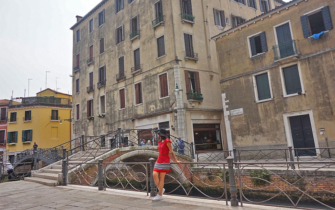 Visitar Venecia en un día (plan misio o casi gratis)