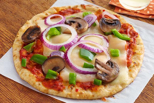 #JuevesdeReceta: Pizza de pan pita