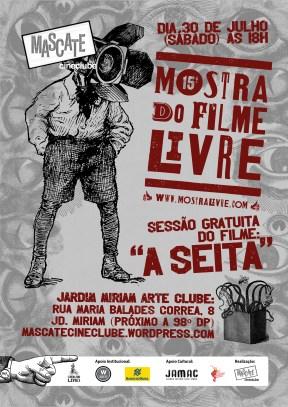 A Seita - Mostra de Filmes Livre 2016 - Mascate Cineclube