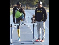 Francis Wants To Be In World Final Sports Jamaica Gleaner