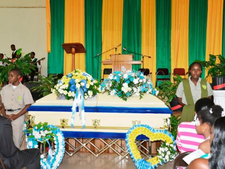 Montego Bay Twins Laid To Rest Lead Stories Jamaica