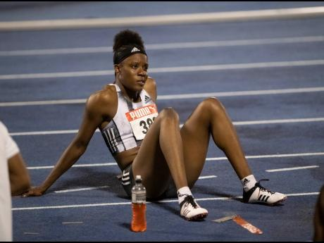 Image result for danielle jamaica hurdles trials 2019