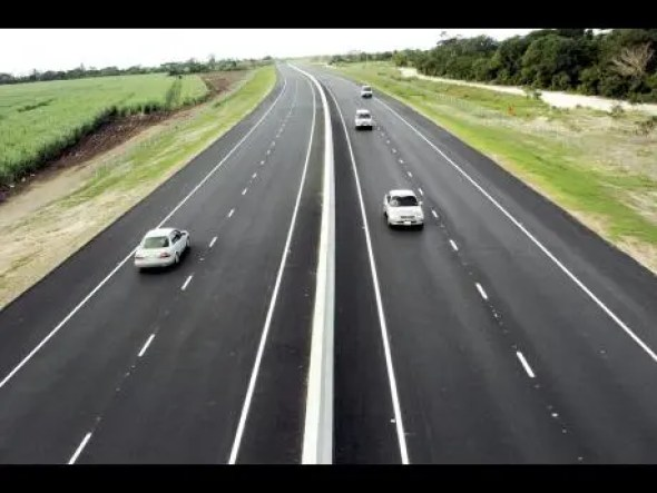 Image result for jamaica's new highways