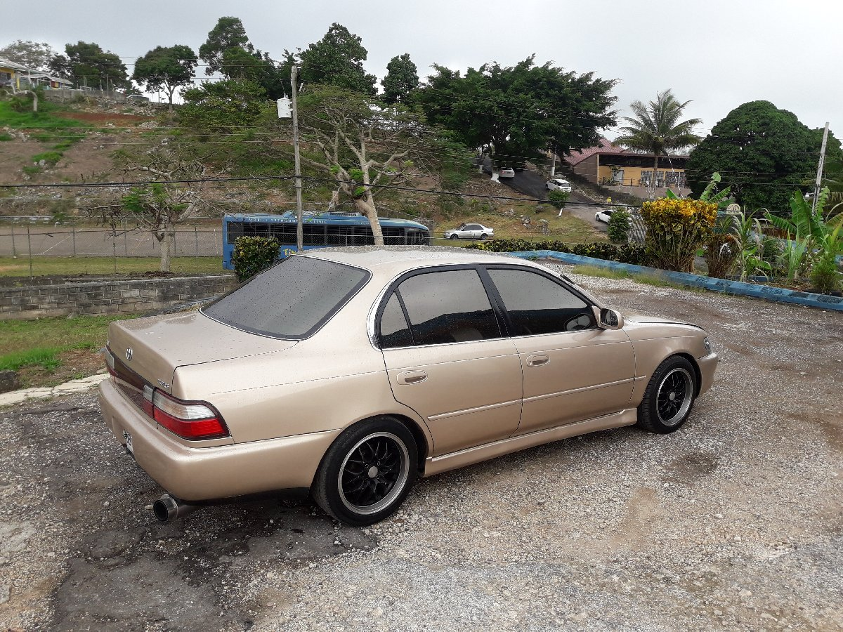 Toyota Corolla Police Shape For Sale In Mandeville