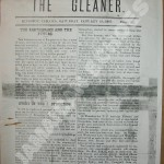 First Newspaper Coverages of the 1907 Kingston Earthquake & Fire