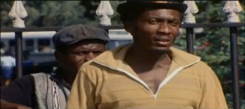 Jimmy Cliff plays Ivanhoe Martin in The Harder They Come