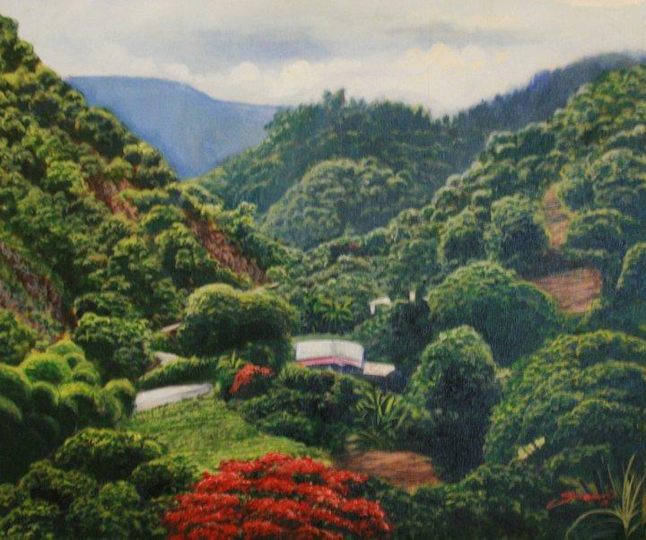 Image Gallery jamaica landscape