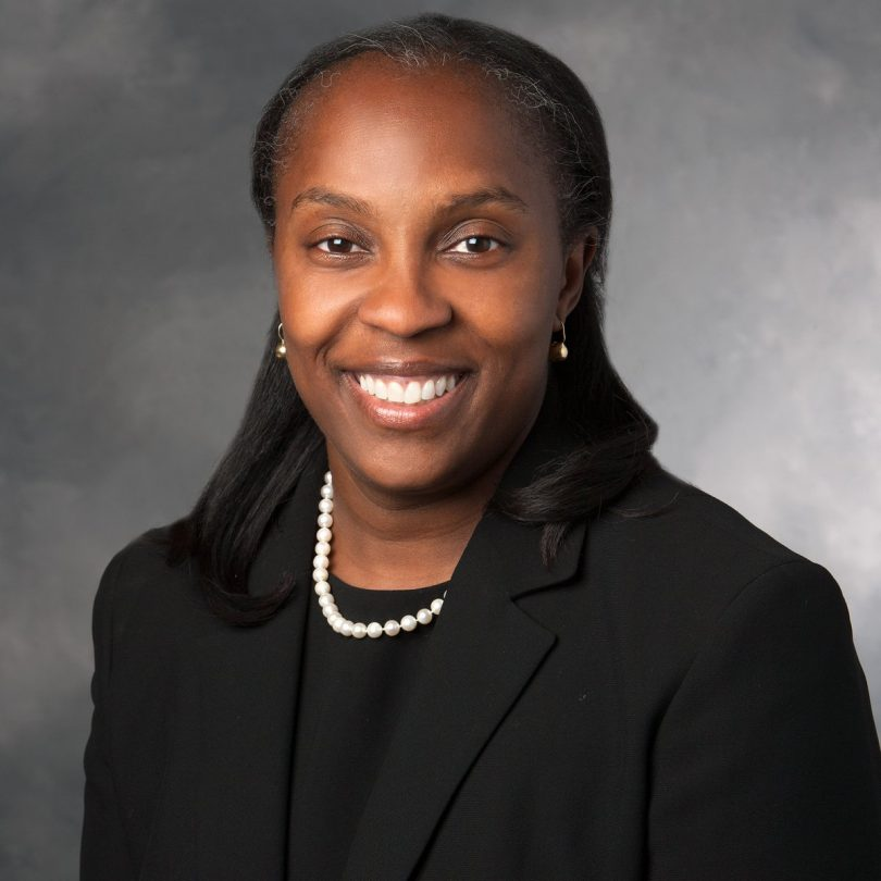 Jamaican Dr Odette Harris Standford Professor of Neurosurgery