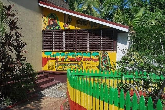 marley museum Kingston Jamaica