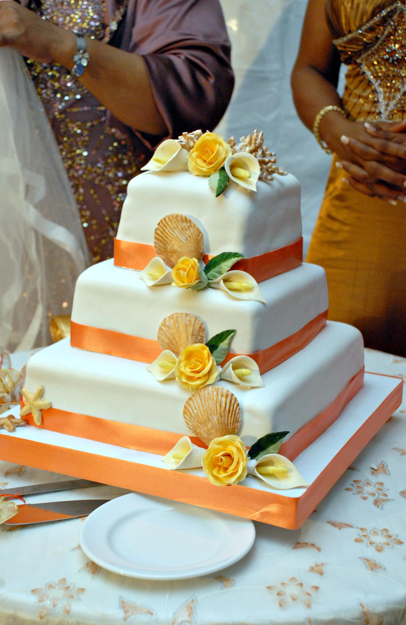 Types of Wedding Cake   Flavors Preferred   Jamaica Weddings Blog We