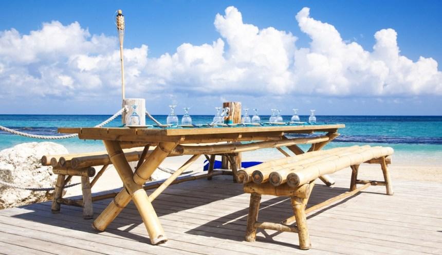 Bamboo Blu Beach | Jamaica Wheelchair Taxi - transport for wheelchair passengers