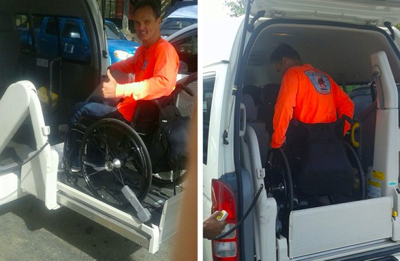 Montego Bay Wheelchair Taxi