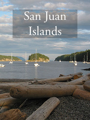 San Juan Island Yacht Charters Pacific Northwest Charter a Yacht