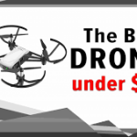 best outdoor Drones under 100