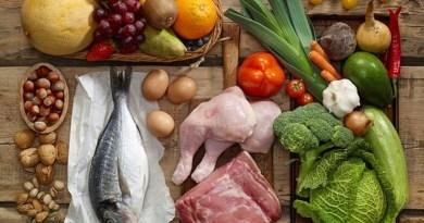 أطعمة تحتوي على الكولاجين الطبيعي