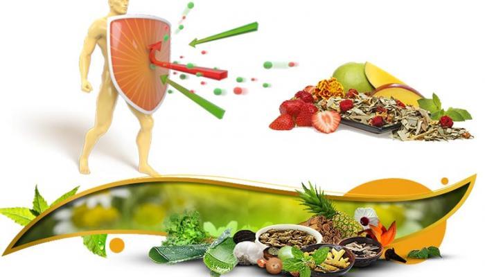 أطعمة لتعزيز جهاز المناعة وتقويته!