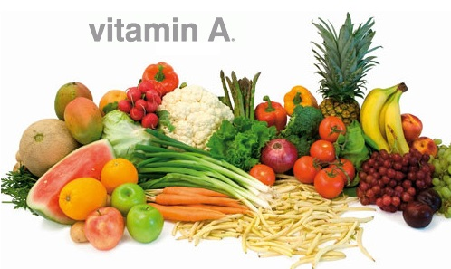 فيتامين A مميزاته وفوائده