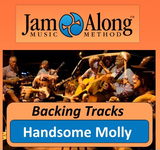 Handsome Molly - Backing Tracks