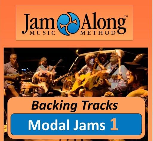 Modal Jams 1 - Backing Tracks