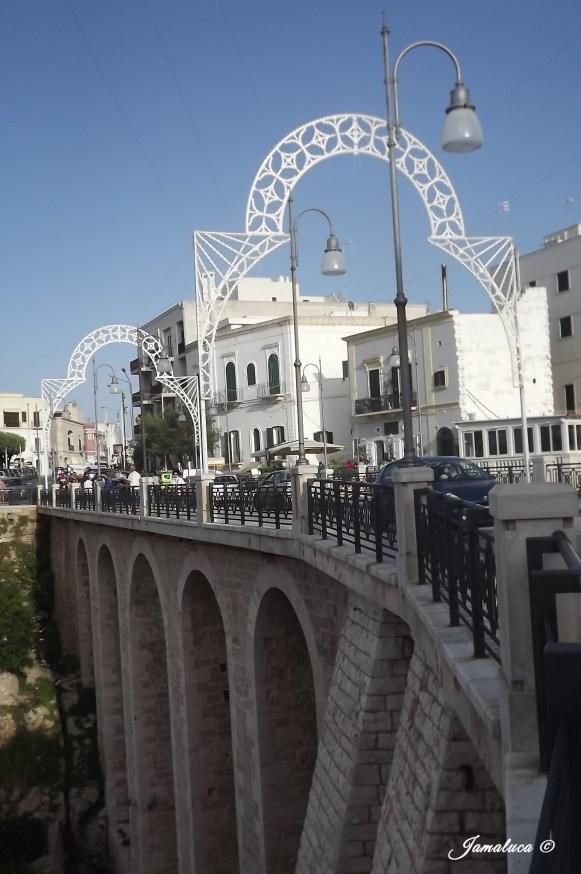 Ponte della Via Traiana - Polignano a Mare
