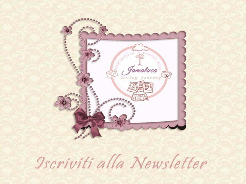iscrizione newsletter Jamaluca