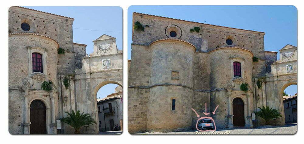 Turista in Calabria