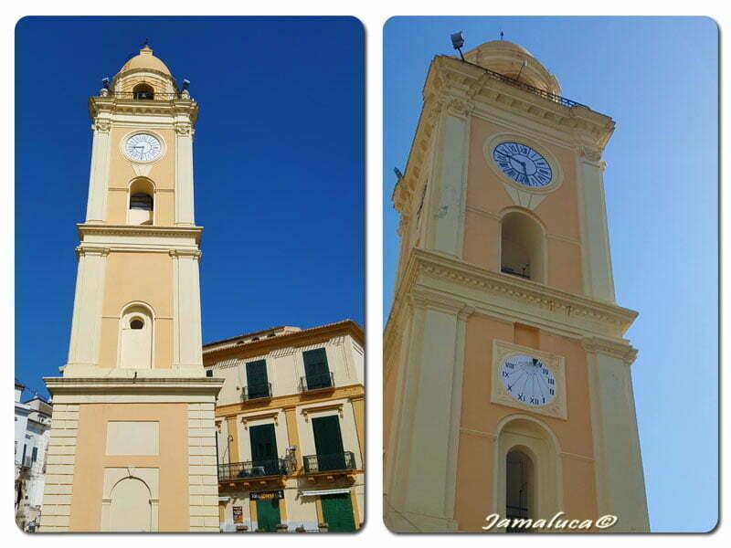 Rossano - La Torre Campanaria