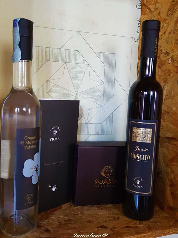 Moscato di Saracena - Cantine Viola